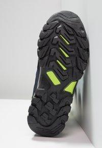 KangaROOS - K-RANI - Vysoká obuv - dark navy/lime - 4