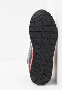 KangaROOS - X HYDRO - Höga sneakers - steel grey/red - 4