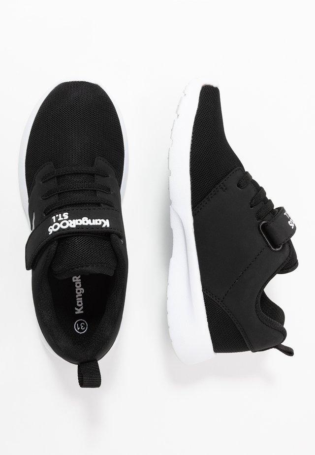 HINU - Sneaker low - jet black