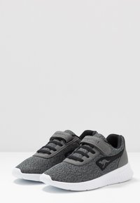 KangaROOS - CURVE - Sneakers - steel grey/jet black - 3