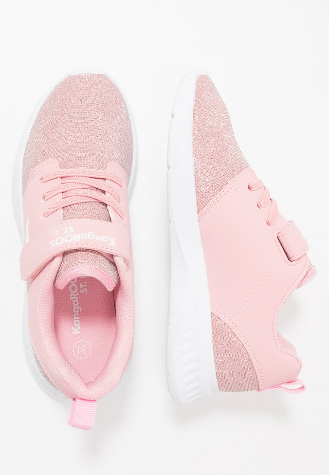 KL-HINU - Trainers - frost pink metallic