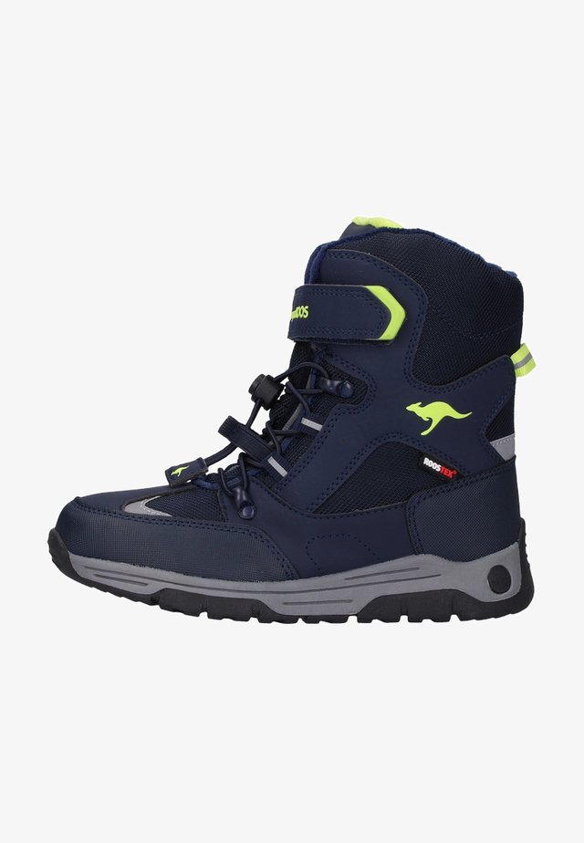Snowboots  - blue