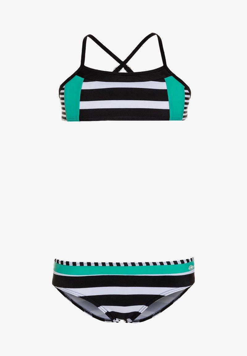 KangaROOS - Bikini - black/white