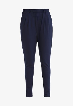 JILLIAN PANTS - Pantaloni - midnight marine