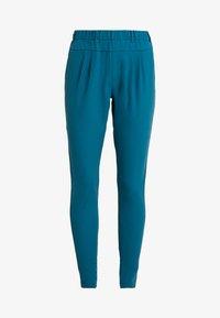 Kaffe - JILLIAN PANTS - Broek - moroccan blue - 3