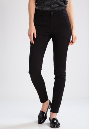 VERA - Trousers - black deep
