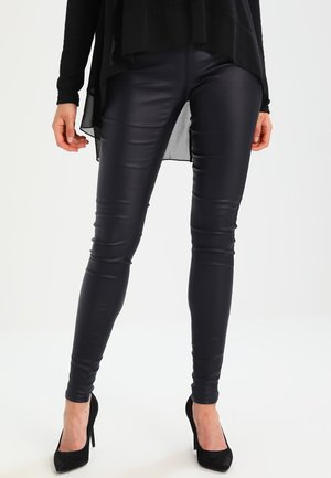 ADA COATED - Jeggings - midnight marine