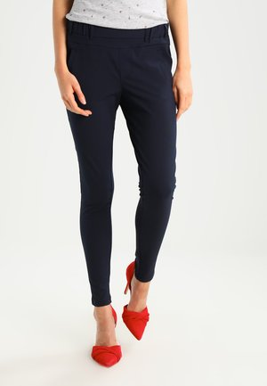 JILLIAN SOFIE PANT - Broek - midnight marine