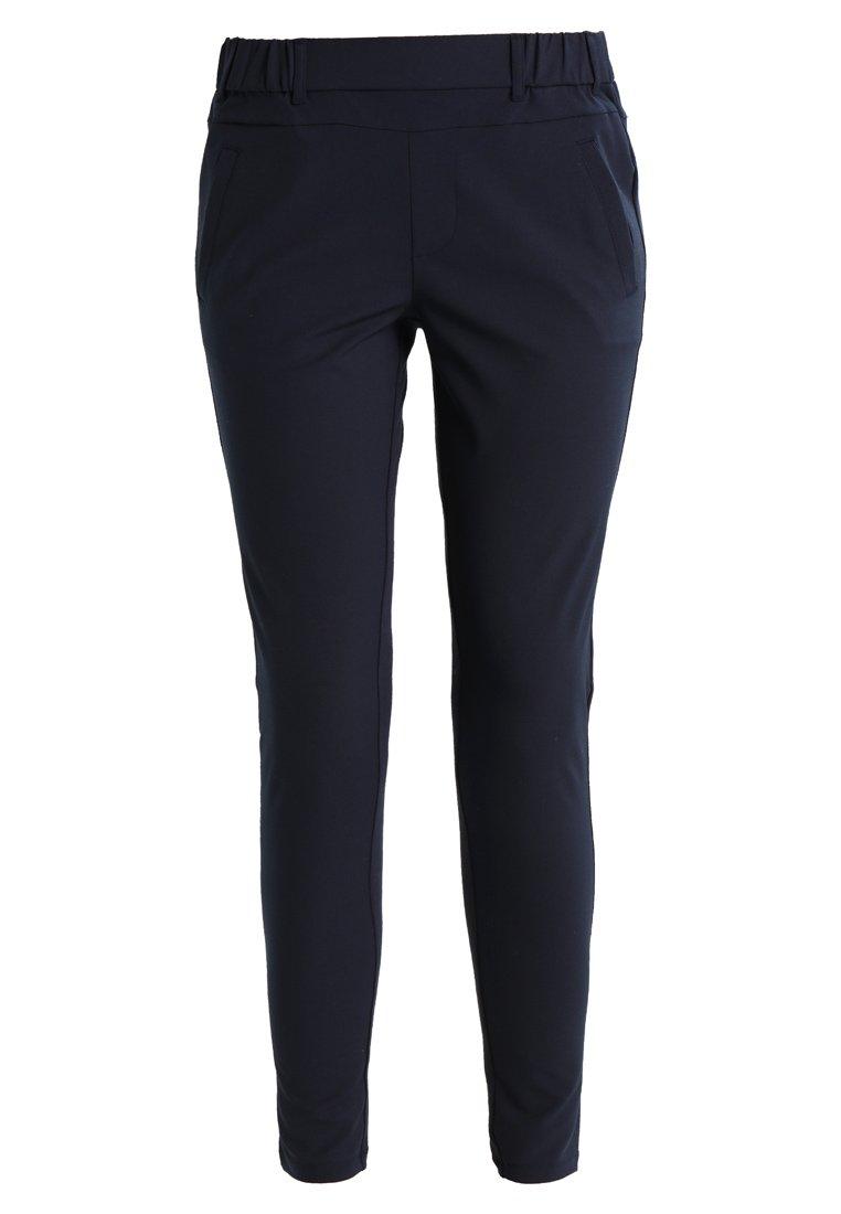 Kaffe JILLIAN SOFIE PANT - Spodnie materiałowe - midnight marine
