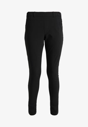 JILLIAN SOFIE PANT - Kalhoty - black deep