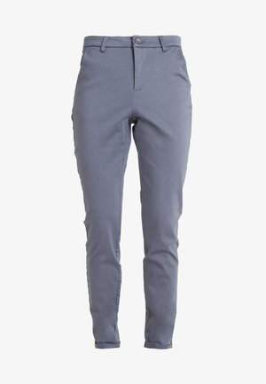 RUBBI PANTS - Chinosy - folkstone gray