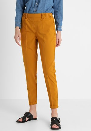 NANCI JILLIAN PANT - Trousers - buckthorn