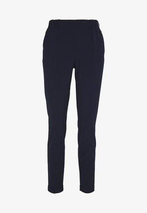 NANCI JILLIAN - Pantalon classique - vintage blue