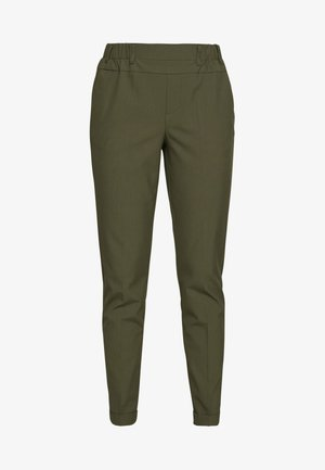 NANCI JILLIAN PANT - Trousers - grape leaf