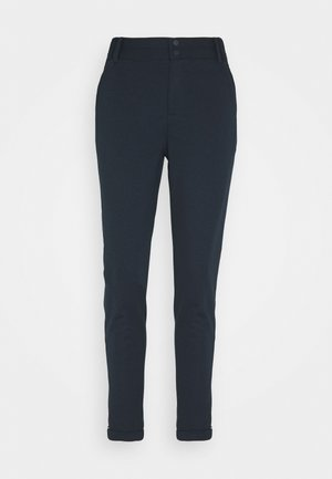 KINNIE PANTS - Trousers - midnight marine