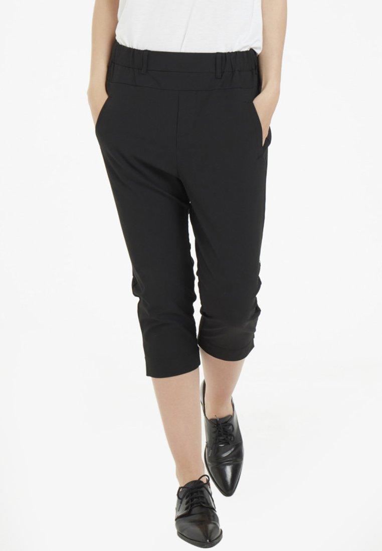 Kaffe - JILLIAN SOFIE - Shorts - black