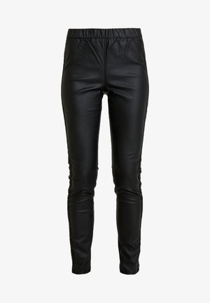 ADA TAPE - Broek - black deep