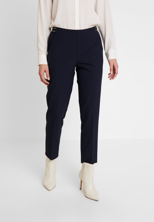 KADAYA PANTS  - Pantalon classique - midnight marine