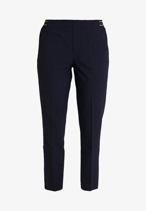 KADAYA PANTS  - Pantaloni - midnight marine