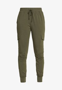Kaffe - KASIGGI LINDA PANTS  - Joggebukse - grape leaf