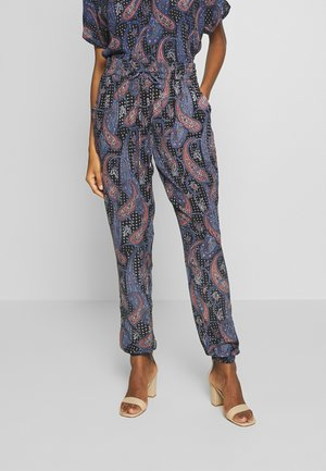 ROKA AMBER PANTS - Trousers - midnight marine