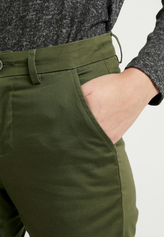 Kaffe Kajanah Pants - Bukse Grape Leaf