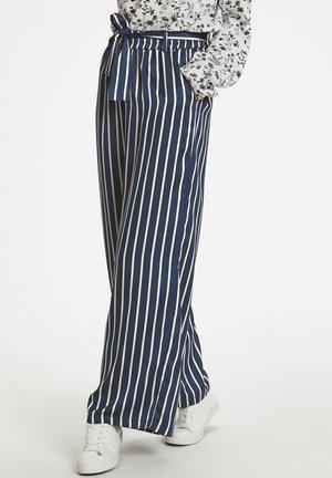 KANELLA  - Trousers - midnight marine