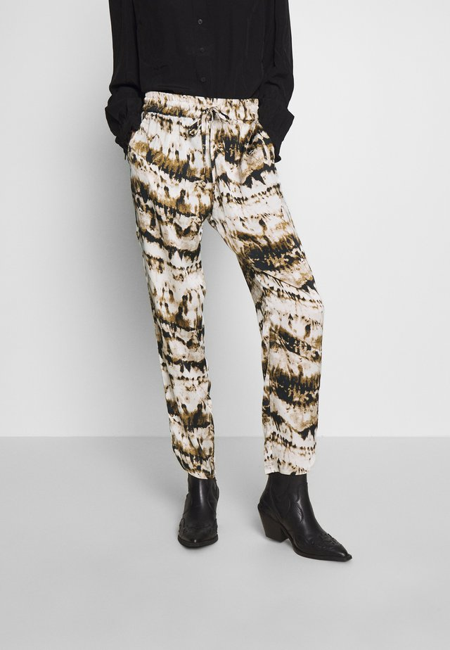 KATIA PANTS - Pantalon classique - ermine