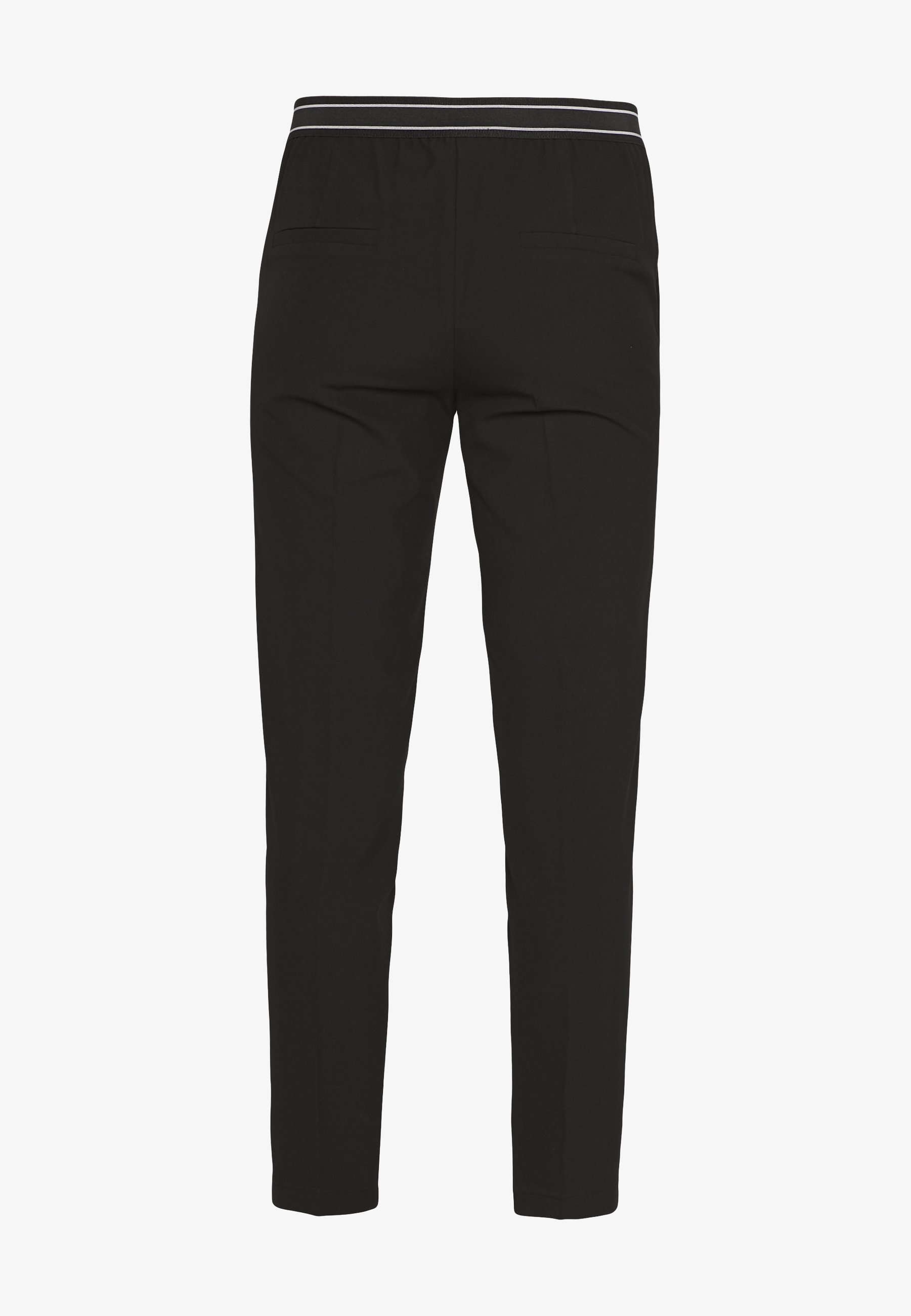 Kaffe JENNA PANTS - Trousers - black deep