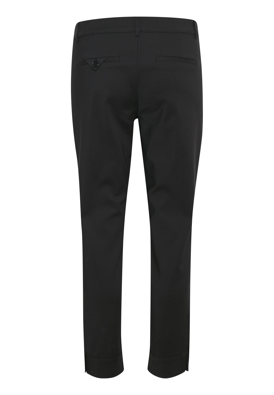 Kaffe Spodnie materiałowe - black deep