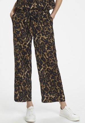 KALEONDRA CULOTTE PANTS - Pantalones - ermine