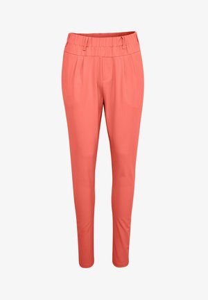 JILLIAN PANTS - Broek - living coral