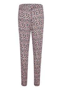 Kaffe - KAMARA PANTS - Trousers - aurora pink meadow - 7