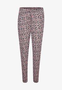 Kaffe - KAMARA PANTS - Trousers - aurora pink meadow - 5