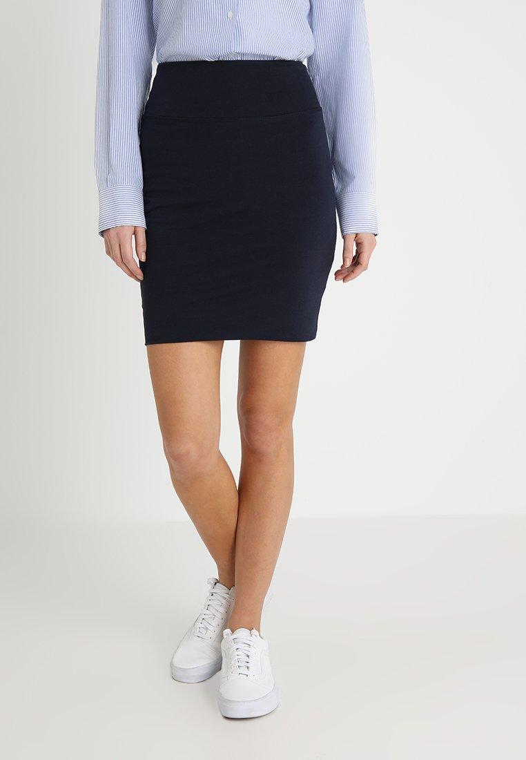 Kaffe - PENNY  - Pencil skirt - midnight marine