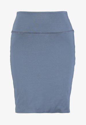 PENNY SKIRT - Blyantskjørt - vintage blue