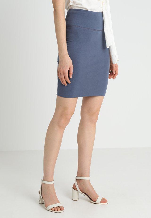 PENNY SKIRT - Pencil skirt - vintage blue