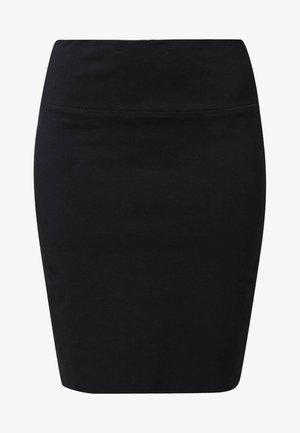 PENNY SKIRT - Jupe crayon - black