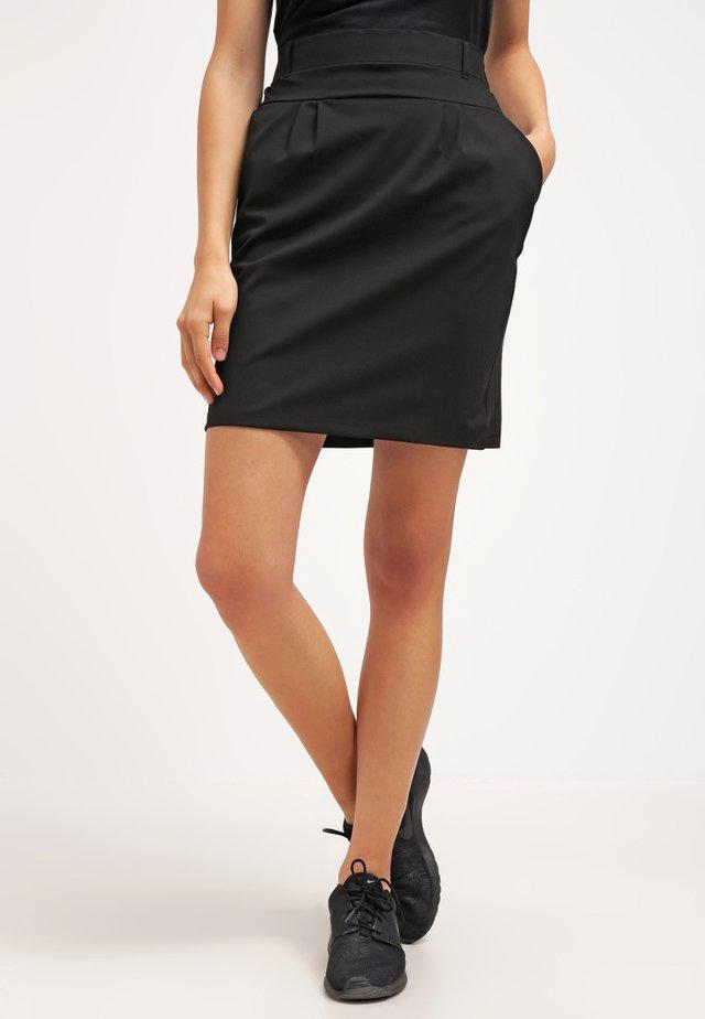 JILLIAN SKIRT - Pencil skirt - black deep