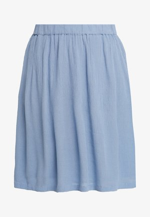 KADALUZ ANNA SKIRT - Gonna a campana - faded denim