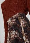 Kaffe - FALLY SKIRT - A-line skirt - black deep