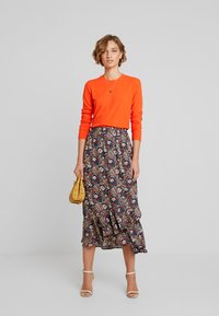 Kaffe - KASELLY SKIRT - A-line skirt - midnight marine - 1