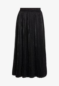 Kaffe - ERIKA SKIRT - A-line skirt - black deep - 3
