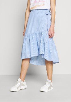 ROXANNE WRAP SKIRT - A-line skirt - provence