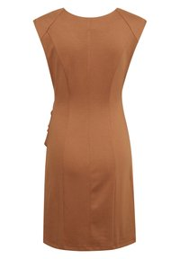 Kaffe - INDIA V-NECK DRESS - Tubino - sierra - 8