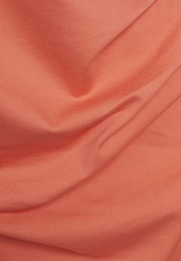 Kaffe - INDIA V-NECK - Tubino - living coral - 6