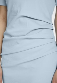 Kaffe - INDIA V-NECK - Shift dress - blue - 4