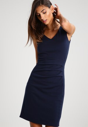 SARA DRESS - Shift dress - midnight marine