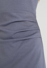 Kaffe - SARA DRESS - Shift dress - folkstone gray - 5
