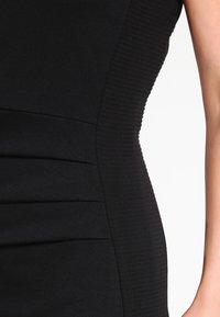 Kaffe - SARA DRESS - Shift dress - black deep - 4